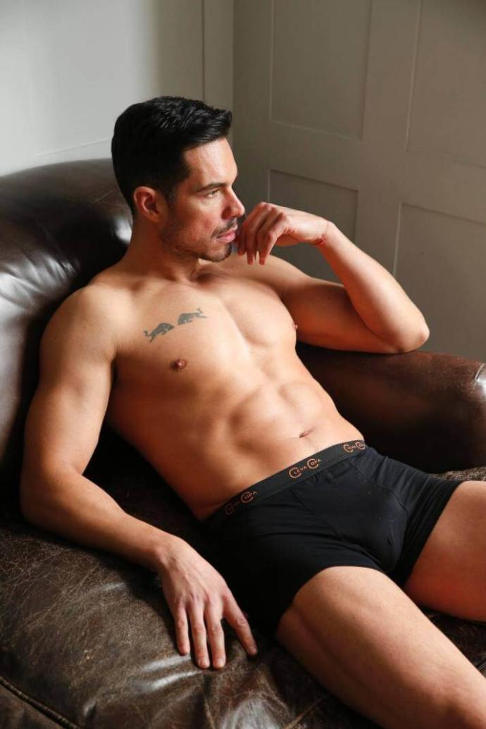 How Many Of Your Male Friends Have You Seen in Their Underwear?