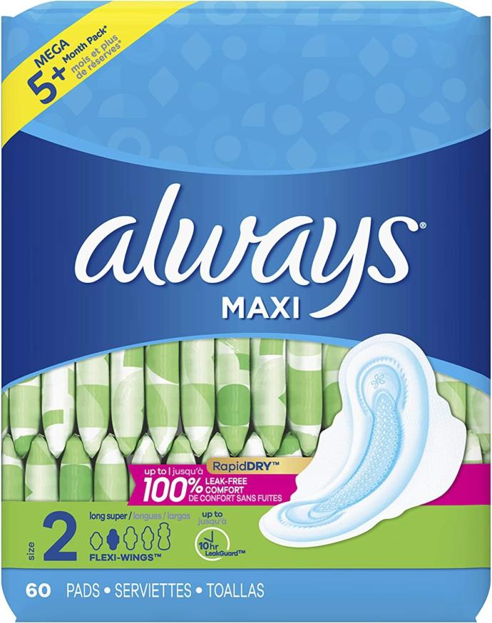 Are you the type of guy to buy pads/tampons for your girlfriend if she needs them?