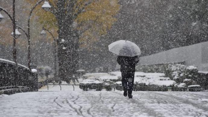 Do you feel happy when it snows?