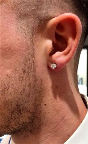 Ladies do you find men who wear earrings attractive?