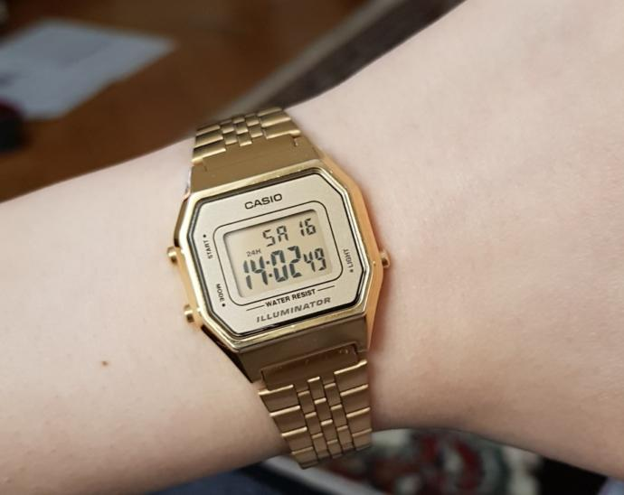 What do you think about casio watches?