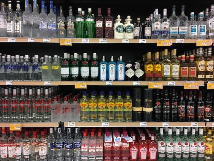 Can drinking liquor make you gain weight?