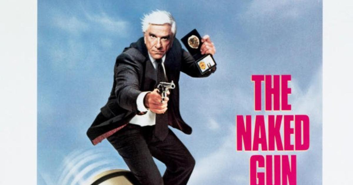 Lt. Frank Drebin Naked Gun · Cydia