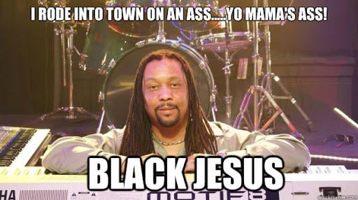 Jesus. Why are left wing Christianphobic SJWs claiming Jesus was black?