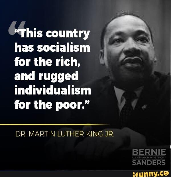 What are some often forgotten messages from MLK that you think are relevant today?