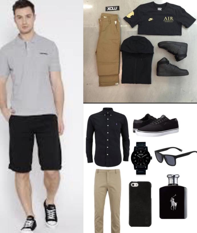 Which style below, if any is more of your style as a guy (or on a guy)?