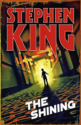 Is The Shining by Stephen King acceptable literature to read in stages to a 7 year old as a bed time story?