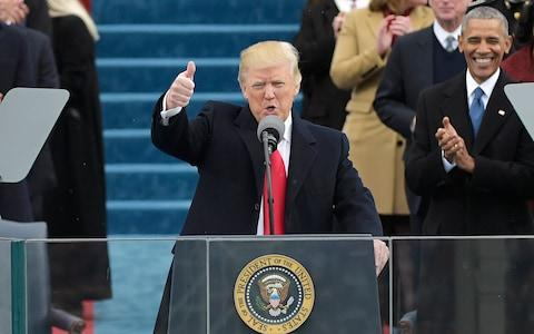 Do you think a sitting president not attending a president elected inauguration is a jerk move?