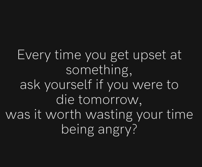 Do you do a good job controlling your anger?