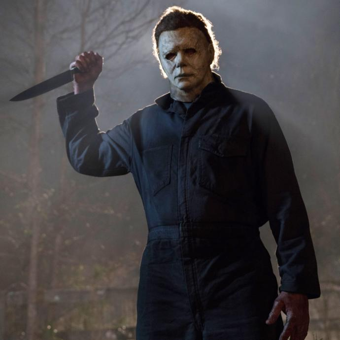 AM I the only one who thinks Michael Myers is sexy?