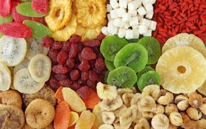Do you like dried fruits?