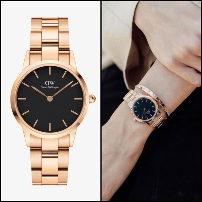 Which watch looks prettier?