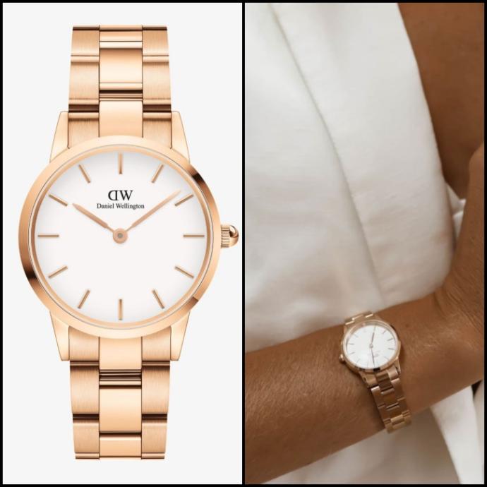 Which watch looks prettier?