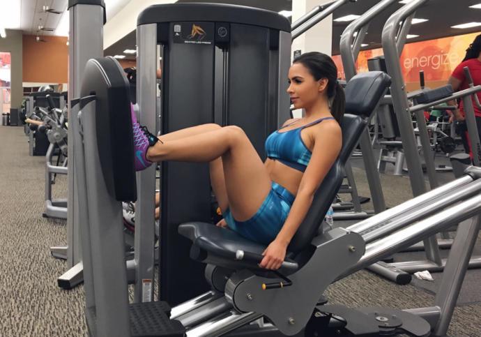 Do you go to the gym?