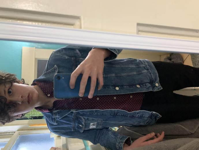 What outfit would look the beat on me to impress crush?