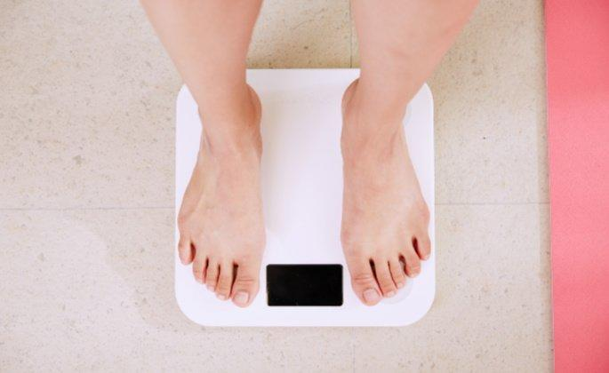 If you ate a healthy amount, but you didnt exercise, how much would you probably weigh?