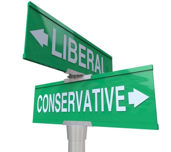 What does conservatives and liberal values actually mean to you? How do you define your conservative and liberal values on a individual level?