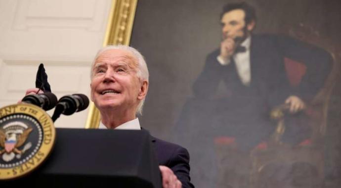 Do you think American President Joe Biden will finish his first term?