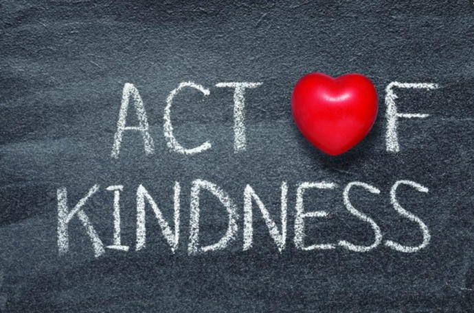When Was The Last Time You Did Something Kind For Someone Else?