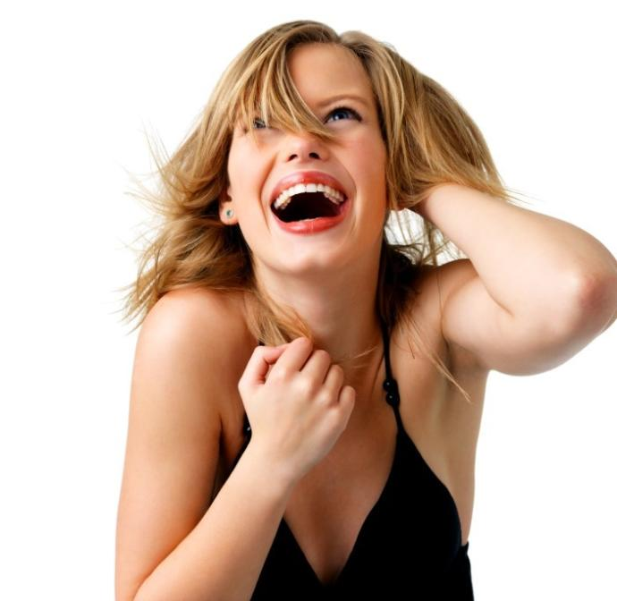 What makes you laugh the most?