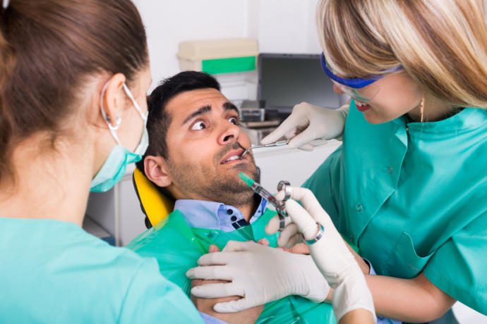 Why Would Someone Be Afraid to Go to The Dentist?