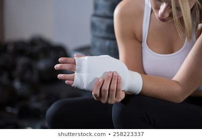 Whats the worst injury youve self-treated?