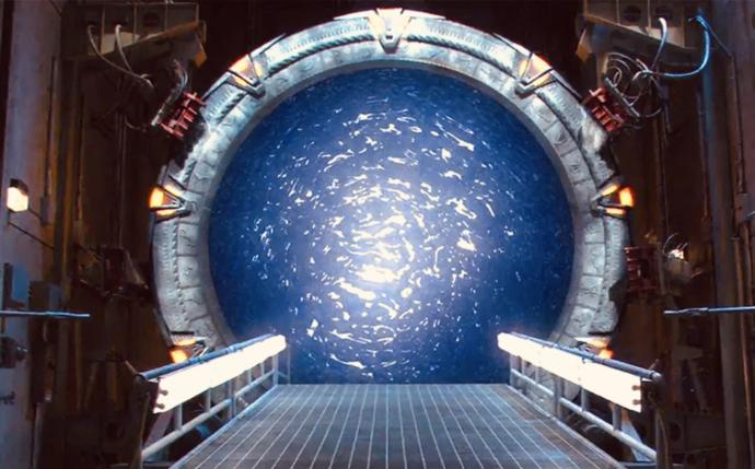 If You Could Travel To Other Worlds Using A Stargate Would You?