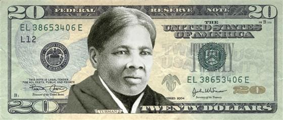 Process to put Harriet Tubman on a bill: Are you in favor or object to see the $20 bill changed to Harriet Tubman?
