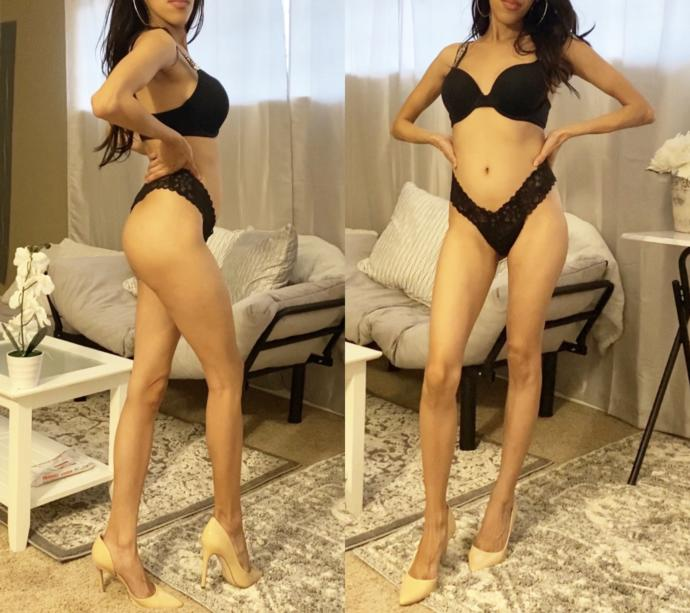 Poll- How can I gain weight & grow muscle on legs & grow booty? ?
