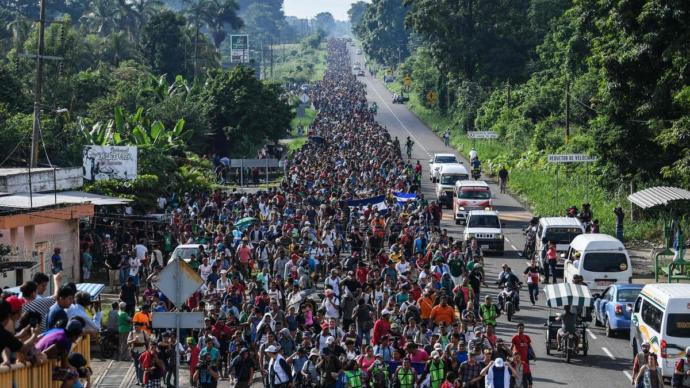 During this horrible pandemic, and economic disaster, should Biden allow illegal aliens into the country?