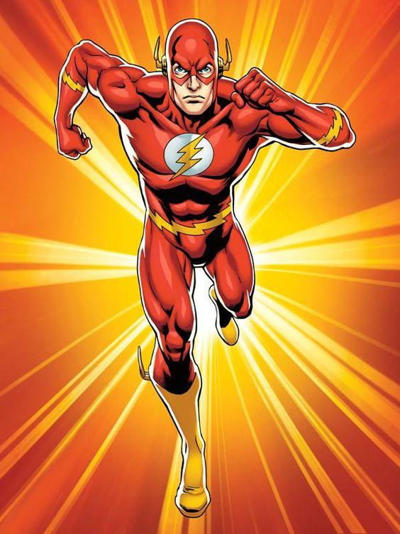 Whose Faster Superman or The Flash?