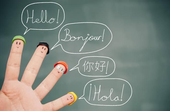 How many languages do you know? Which are these?
