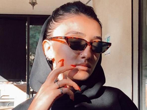 What do you think of those narrow triangular sunglasses the Georgian girls wear?