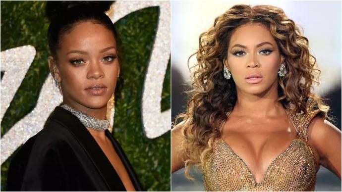 Would you rather have a Beyoncé song or a Rihanna song stuck in your head for 24 hours?
