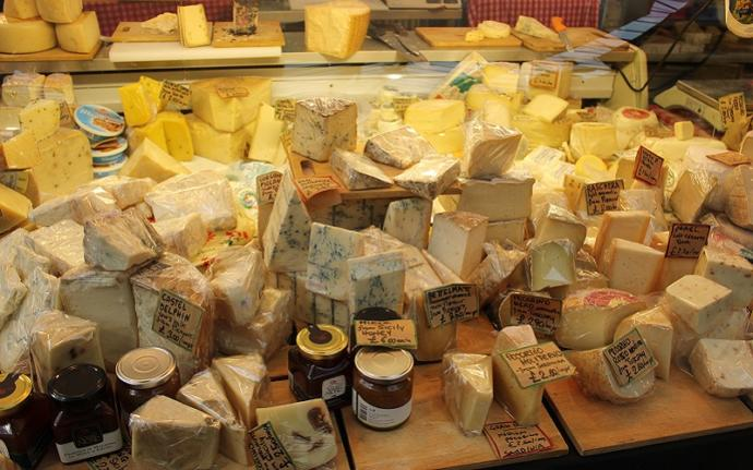 What is your favorite type of cheese?