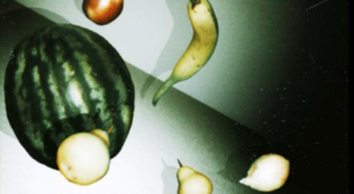 Are you convinced this fruit is haunted?