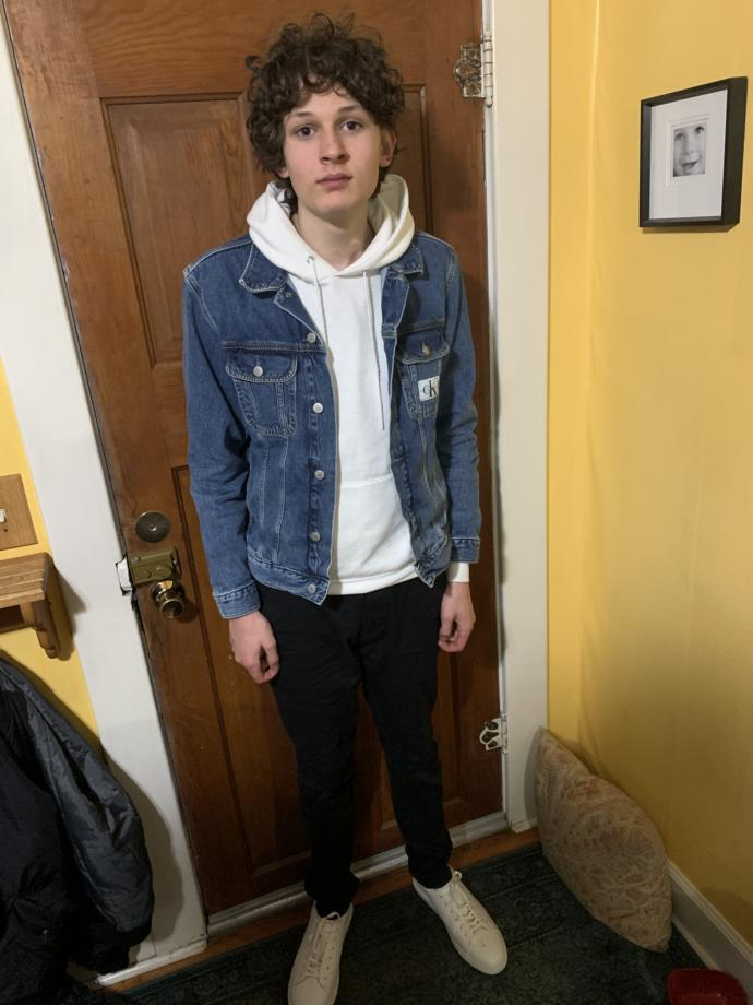 What outfit looks best on me or jeans?