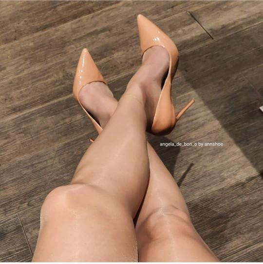 Girls, which pair of heels do you prefer?