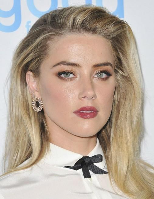 What are your views on Amber Heard?