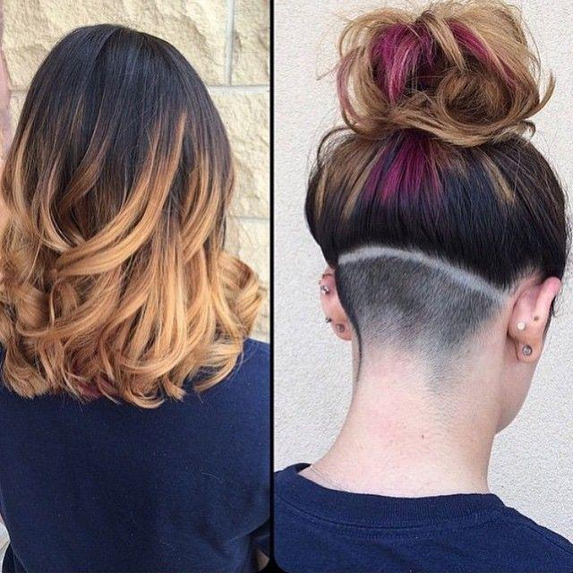 Undercuts on girls. Yay or nay?