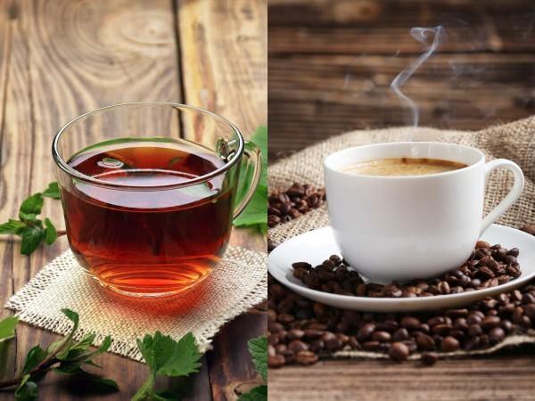Are you a tea person or coffee person?