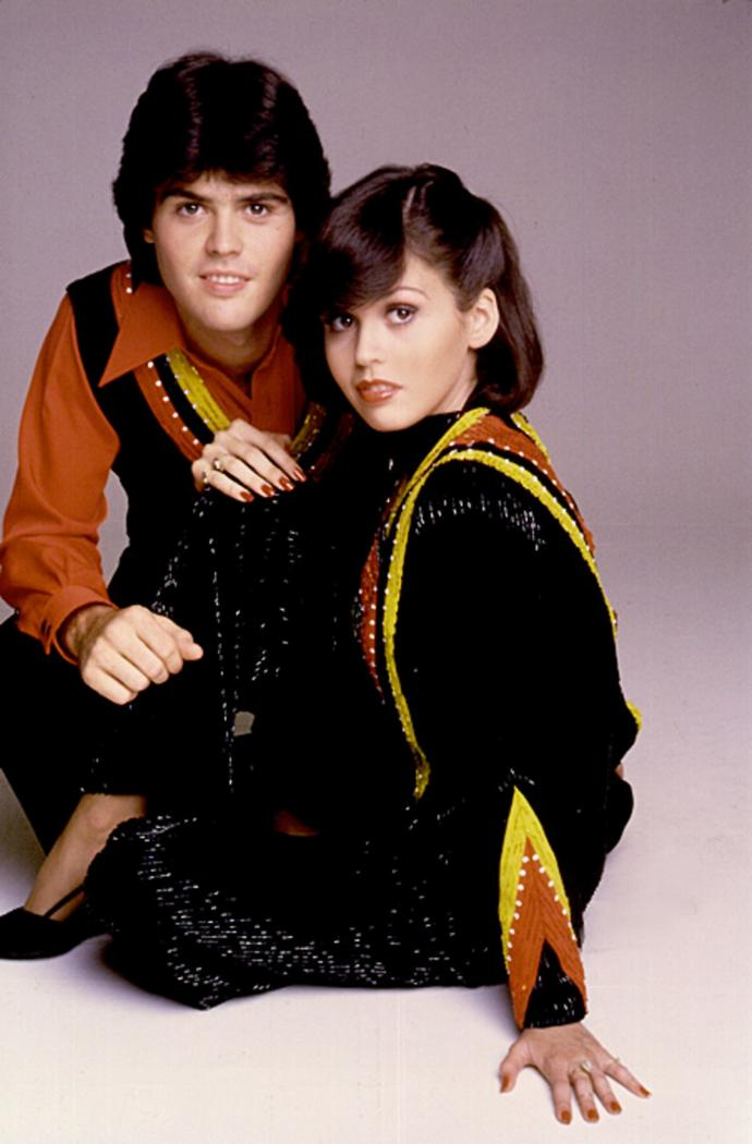Donny & Marie Osmond are divorced. Does that make you sad, do you believe true love is possible if even Mormons divorce?