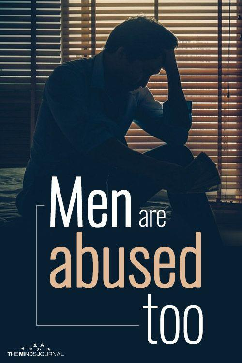 Can men get abused by women?