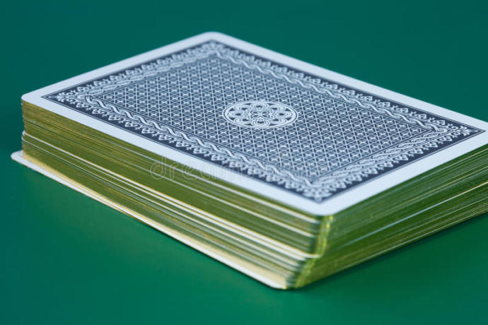 How good are you at shuffling playing cards?