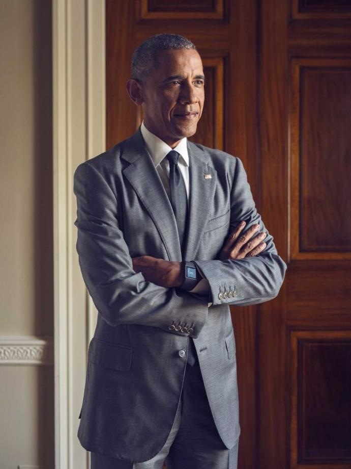 Who was the greatest president? Barack Obama or Donald trump?