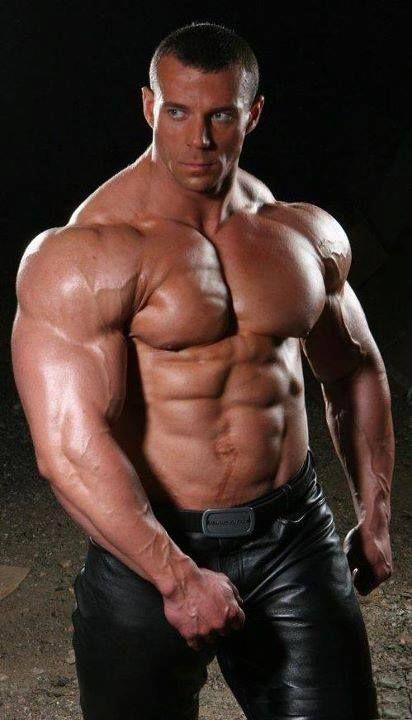 Are muscular guys attractive in your opinion?