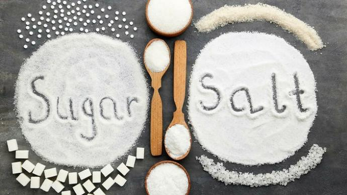 How do you stop eating sugar 🍬and salt 🧂🍚by itself?