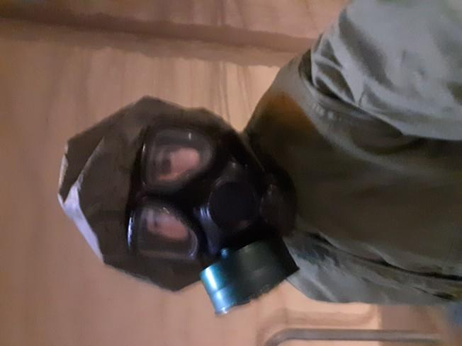 Are my GasMasks creepy to potential relationships?