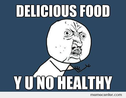 Healthy meals or snacks that you think are delicious?
