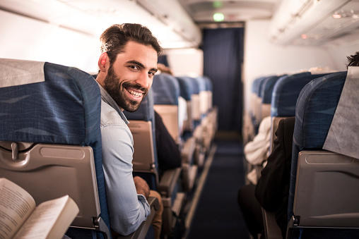 Men, when flying in a plane, have you ever gotten hard, on take-off?